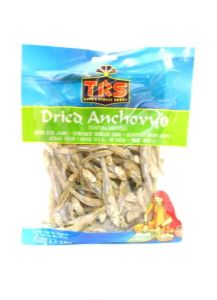 Dried Anchovies (Anchovy) | Buy Online at The Asian Cookshop